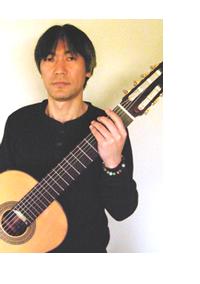 小野田勝史(onoda katsunobu)ガットギター奏者